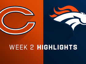 Bears vs. Broncos highlights | Week 2