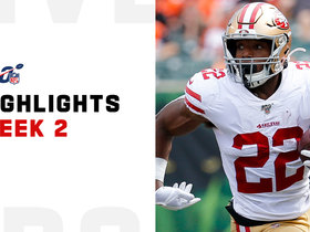 Best plays by 49ers RBs vs. Bengals | Week 2