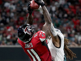 Julio Jones makes impressive toe-tapping catch