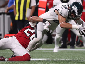 Falcons seal comeback victory with huge fourth-down stop