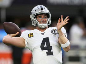 Raiders' flea-flicker pays off in big way with Derek Carr TD toss