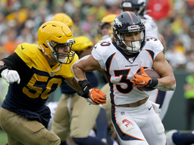 Phillip Lindsay hits turbo on huge 36-yard catch and run