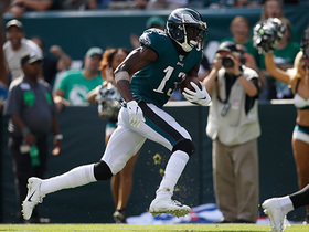 Can't-Miss Play: Agholor puts Lions in spin cycle on insane TD catch and run