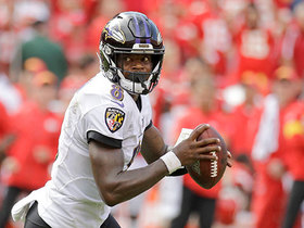 Can't-Miss Play: Lamar Jackson channels Mahomes on INSANE cross-body throw