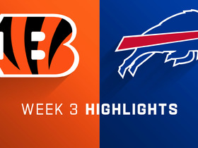 Bengals vs. Bills highlights | Week 3