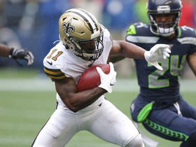 Can't-Miss Play: Saints' rookie weaves through Seahawks for speedy punt-return TD