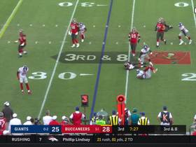 Markus Golden wraps up Winston from behind for third-down sack