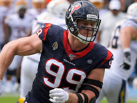 J.J. Watt breaks through for his second sack of the day