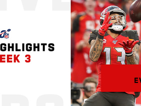 Every Mike Evans catch from three-TD game | Week 3