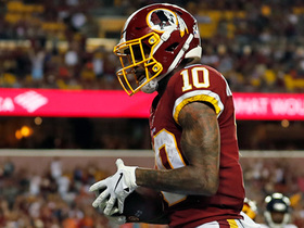 Redskins' rub-route opens up Paul Richardson for fourth-down TD