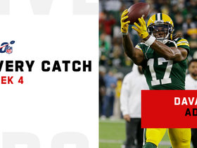 Every Davante Adams catch | Week 4
