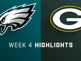 Eagles vs. Packers highlights | Week 4