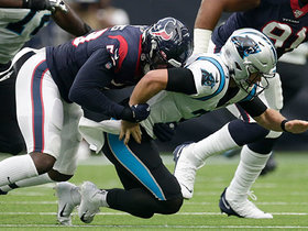 Texans win scramble for ball after Whitney Mercilus' strip-sack