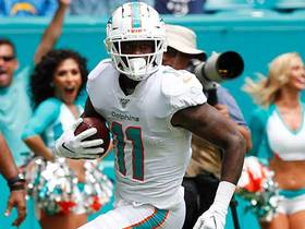 DeVante Parker makes 13-yard diving grab at the chains