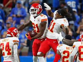 Can't-Miss Play: Chiefs' D delivers bizarre 100-YARD TD after goal-line fumble