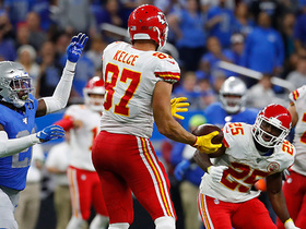Can't-Miss Play: Chiefs unleash epic hook-and-ladder with Kelce and Shady
