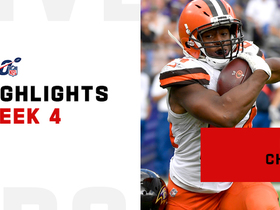 Nick Chubb's best runs from three-TD day | Week 4