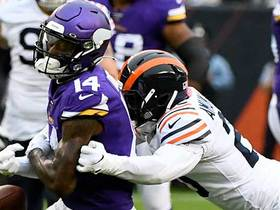 Amukamara channels Tillman with perfect 'Peanut Punch' on Diggs