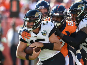 Von Miller's speed off edge gives Denver its first sack of season