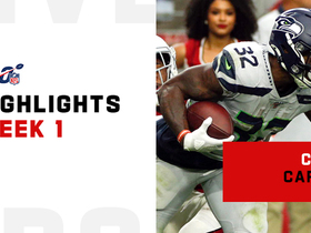 Best plays from Chris Carson's 104-yard game | Week 4