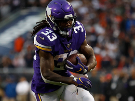 Dalvin Cook muscles into the end zone for Vikings' first TD