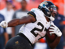 Fournette goes over 200 rush yards on day with 26-yard jaunt