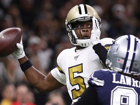 Bridgewater delivers pinpoint back-shoulder throw to Thomas for third-down pickup