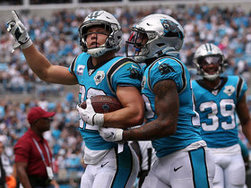 Can't-Miss Play: Christian McCaffrey helicopter hurdles in for TD
