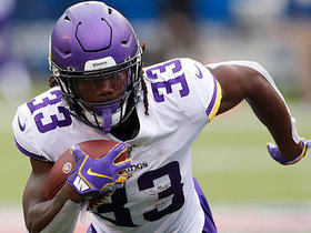 Dalvin Cook bursts through defenders for 22-yard catch and run