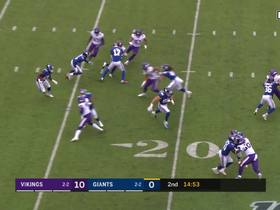 Rookie Corey Ballentine goes 52 YARDS for big kickoff return