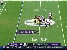 Blitzburgh is BACK! Steelers bear down on Jackson for another sack