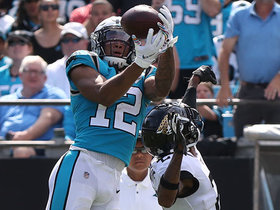 Can't-Miss Play: D.J. Moore MOSSES A.J. Bouye for epic 52-yard grab