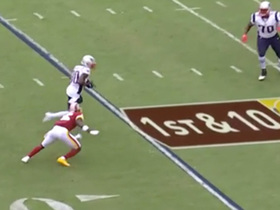 Jason McCourty snags Colt McCoy pass for INT