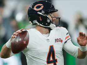 Chase Daniel extends the play on 4-yard TD strike to Allen Robinson