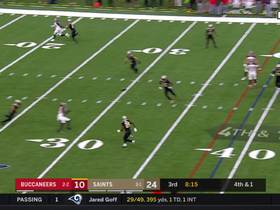 Winston connects with Godwin for BIG fourth-down conversion