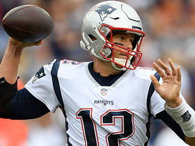 Tom Brady passes Favre for third-most passing yards in NFL history
