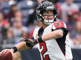 Matt Ryan's pump fake opens up Austin Hooper for key two-point conversion
