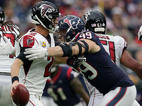 J.J. Watt takes down Matt Ryan for first sack of day