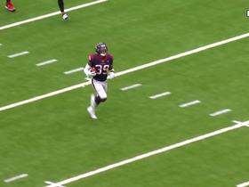 Tashaun Gipson seals Texans win with pick-six against Matt Ryan