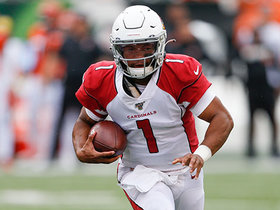 Kyler Murray's pass to David Johnson puts Cardinals in scoring position
