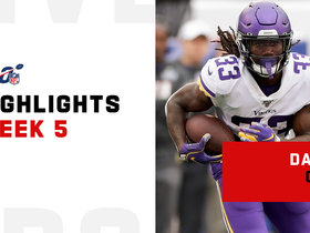 Dalvin Cook's best plays from 218-yard day | Week 5