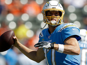 Philip Rivers slings strike to Keenan Allen for first down