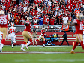 Can't-Miss Play: Breida bursts 83 YARDS for fastest '19 TD so far