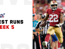 Best plays from 49ers' 275-yard rushing game | Week 5