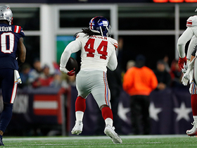 Can't-Miss Play: Giants stay Golden on HUGE strip-sack TD return