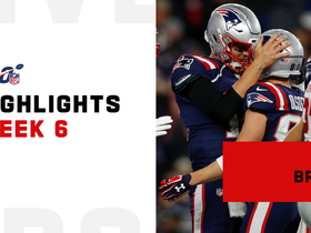Tom Brady's best plays vs. Giants | Week 6