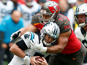 Ndamukong Suh leads monster sack on Kyle Allen