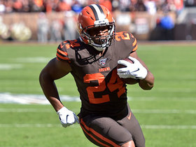 Nick Chubb bounces outside to cap Browns' opening drive with TD