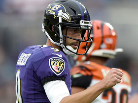 Justin Tucker becomes fastest kicker to reach 1,000 points