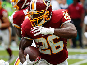 Adrian Peterson shows relentlessness on 13-yard catch and run